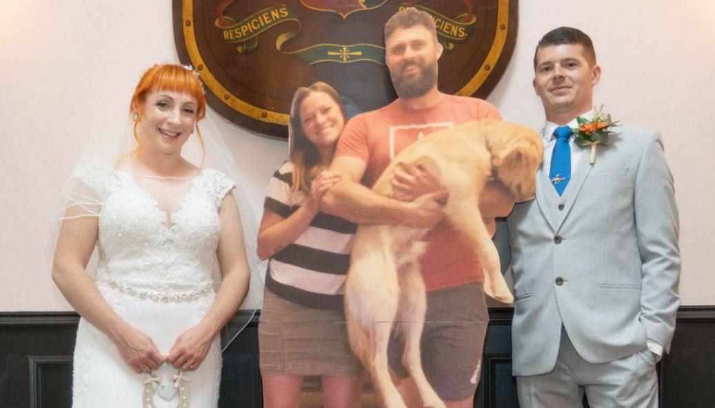 casamiento gigantografías