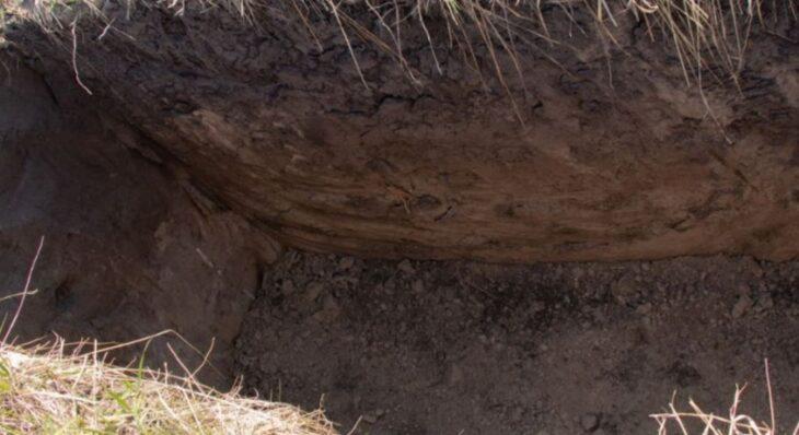 Tensión en un cementerio de Tucumán: tuvieron que entrar por la fuerza, cavar un pozo y enterrar a su padre