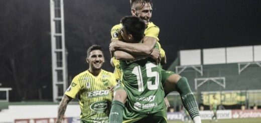 Defensa y Justicia se juega su futuro ante Olimpia en la Copa Libertadores