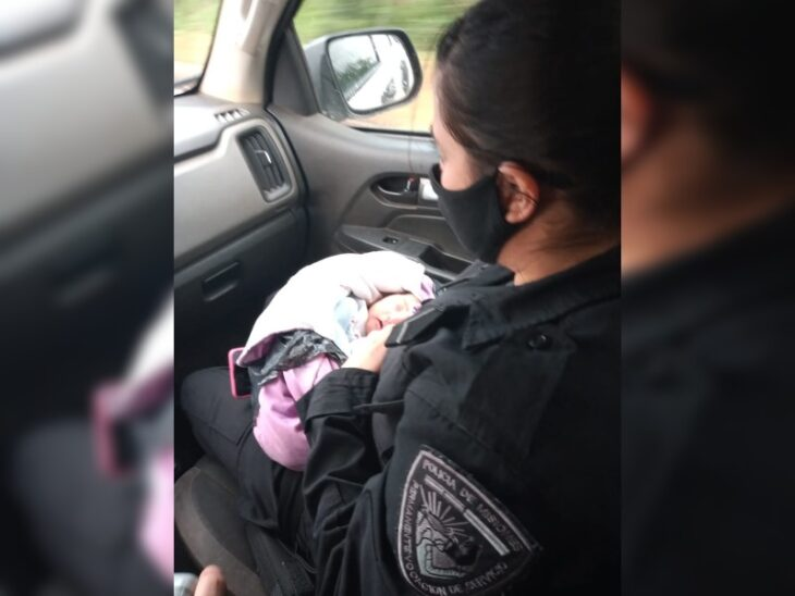 Hallaron a una beba recién nacida con un puñal incrustado en el cuerpo y abandonada dentro una bolsa de residuos en la Costanera Oeste de Posadas