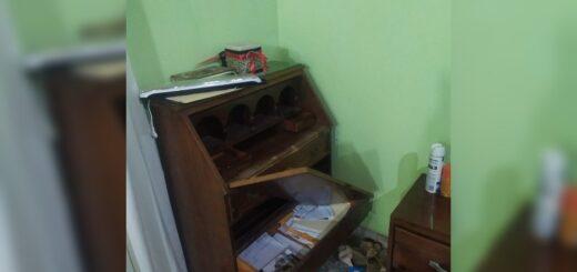 Ladrones desvalijaron por completo una casa en el barrio Sur Argentino de Posadas