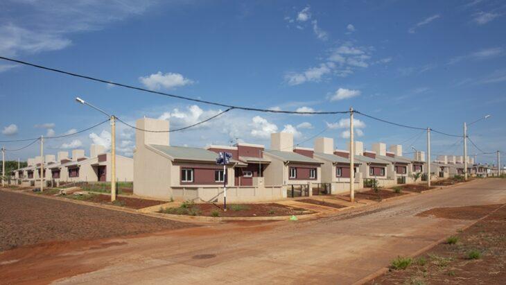 El Presidente, el Gobernador de Misiones y el Intendente de Posadas entregaron viviendas del Procrear en Itaembé Guazú