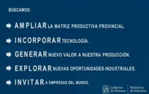 Presupuesto 2021: Industria prevé destinar 94 millones de pesos para el puerto de Posadas y el gran objetivo es potenciar los parques industriales