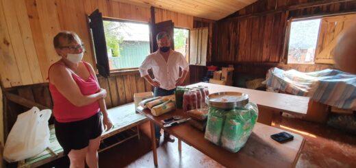 Entregaron insumos para microemprendimiento de mujeres en Misiones
