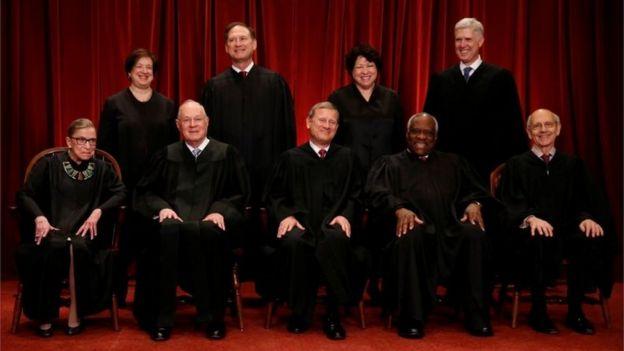 Ruth Bader Ginsburg, jueza de la Corte Suprema de EE.UU., heroína pop de la cultura liberal y protagonista de una serie