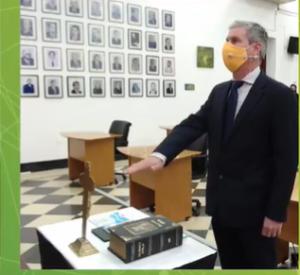 Marcelo Julién juró como concejal de Posadas y asumió la banca del renunciante Diego Barrios