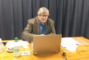 Presupuesto 2021: agua potable y cloacas para todos los municipios, los ejes que trazó Sánchez en el IMAS