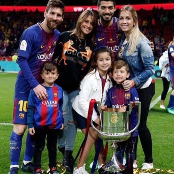 """Messi se despidió de Luis Suárez: """"Te merecías que te despidan como el mejor y no que te echen como lo hicieron"""""""