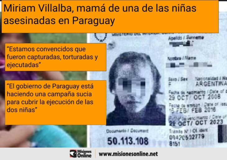 Paraguay: mientras esperan nueva autopsia a los cuerpos de las niñas asesinadas, los guerrilleros del EPP liberaron a uno de los dos secuestrados