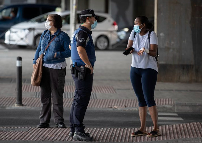 Madrid amplió las restricciones por el rebrote de coronavirus en España