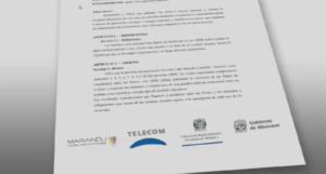 Silicon Misiones: Herrera Ahuad, Rovira y Telecom, suscribieron un memorando de entendimiento buscando dotar de conectividad a toda la provincia