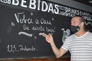Reconvertirse en tiempos de pandemia: emblemática disco de Posadas habilita un bar y reabre sus puertas después de seis meses