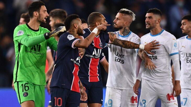 El descargo de Neymar contra el racismo tras el escándalo en PSG-Marsella