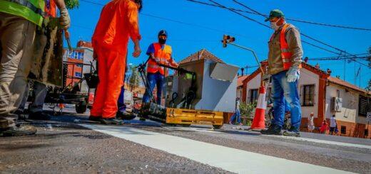Eldorado: el Municipio continúa trabajando en varios frentes en su mes aniversario