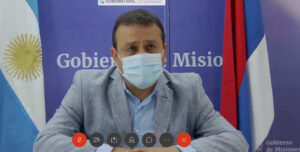 Herrera Ahuad anunció un aumento del 14% para los empleados públicos de Misiones y en lo que va del año suma un 37% de incremento