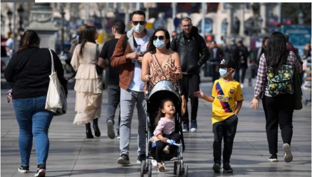 La OMS dice que la pandemia por el coronavirus se agravará en Europa