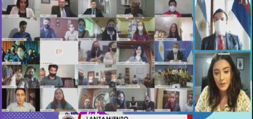 Durante el lanzamiento del Parlamento Estudiantil 2020 destacaron la resiliencia juvenil en tiempos de pandemia