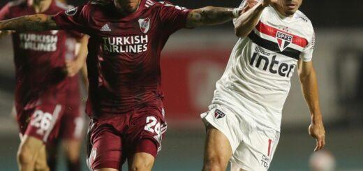 Copa Libertadores: River buscará esta noche frente a Sao Pablo su clasificación a octavos de final