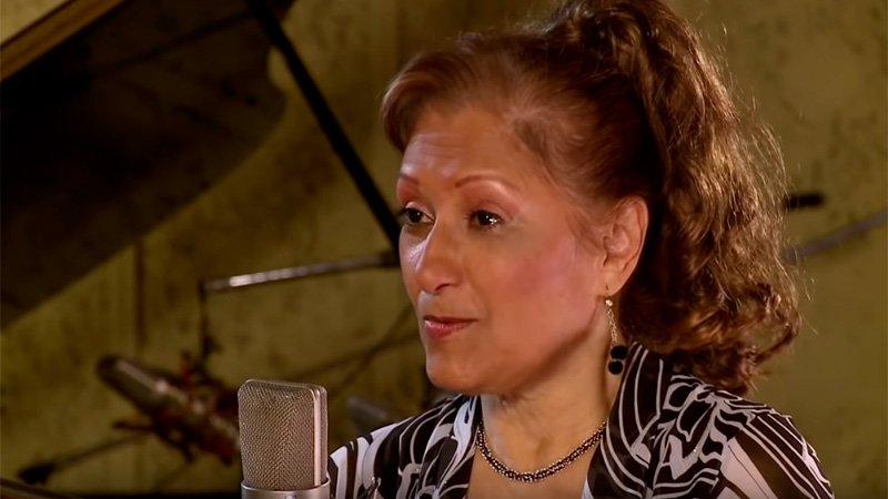 """Murió Ramona Galarza, la """"Novia del Paraná"""", inolvidable voz del chamamé"""