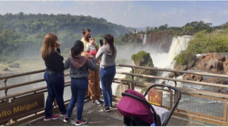 Según Turismo de Nación se destinó ayuda para 50 empresas y prestadores turísticos de Puerto Iguazú por más de $90 millones