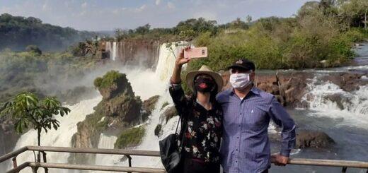 Se agotaron los cupos disponibles para visitar las Cataratas del Iguazú este fin de semana