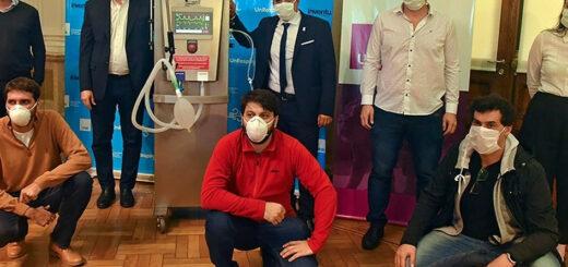 anmat aprobó respiradores