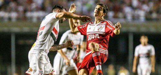 River presentó su lista de buena fe para la Copa Libertadores con una particularidad