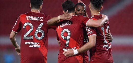 River derrotó a San Pablo y sacó un boleto a la próxima etapa de la Copa Libertadores