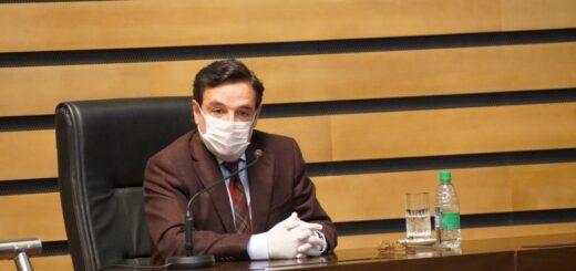 Tiene dictamen el proyecto de ley de Carlos Rovira para crear la Secretaría de Estado de Cambio Climático en Misiones