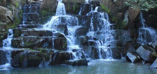 Eldorado: la Municipalidad pone a punto las instalaciones en el Salto Küppers pensando en el turismo interno