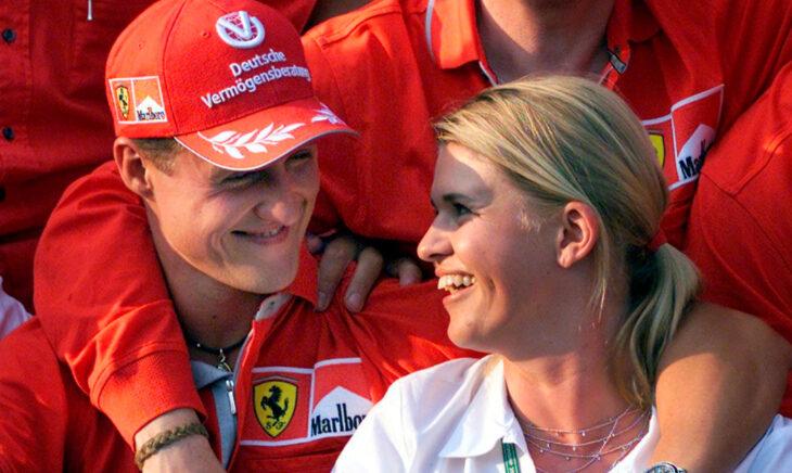 """Michael Schumacher se mudó a una mansión en España y afirman que no habla y se comunica con los ojos"""""""