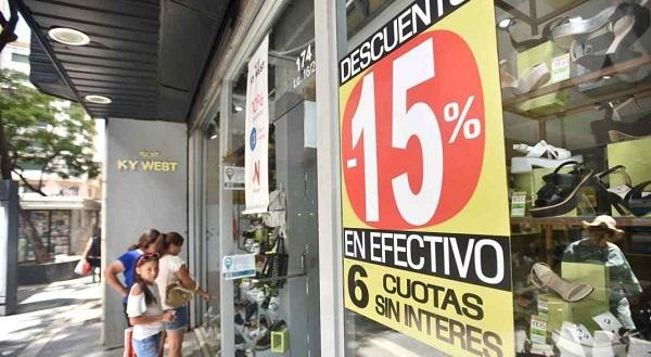 Según Came, las ventas minoristas cayeron un 17,8% en agosto