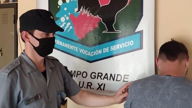 Una joven de Campo Grande con riesgo de perder su embarazo a causa de una violenta agresión por parte de su novio