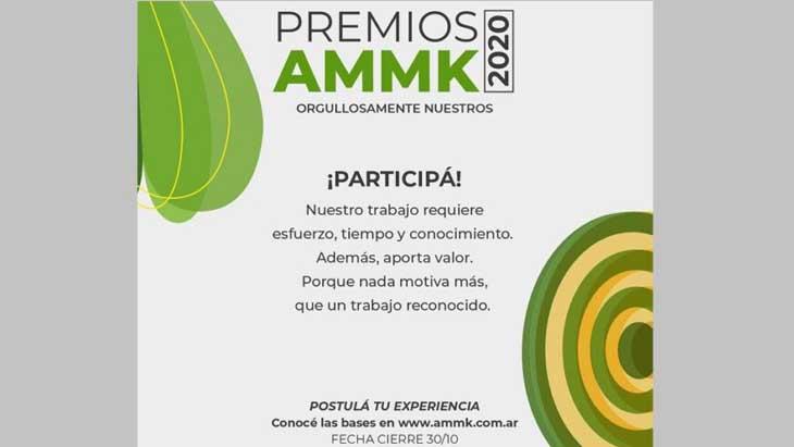 Con el auspicio de Misiones Online, la Asociación Misionera de Marketing presenta los Premios AMMK