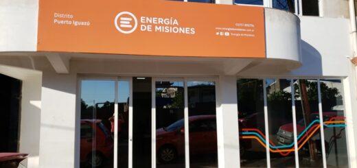 Coronavirus: un joven trabajador de Energía de Misiones de Puerto Iguazú dio positivo y cerraron la oficina preventivamente
