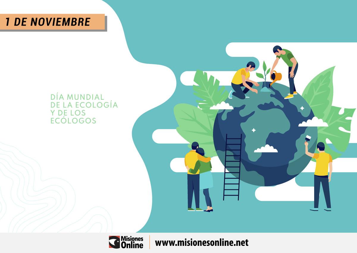 Día Mundial de la Ecología