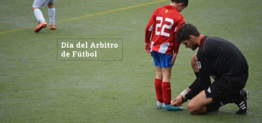 Día del Arbitro de Fútbol