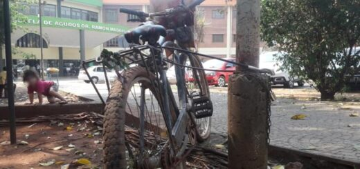 bicicleta misteriosa