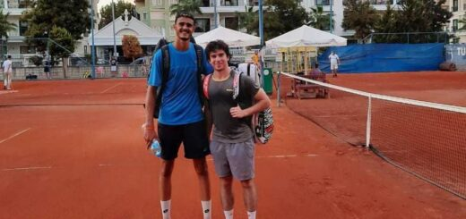 Tenis: el misionero Ezequiel Monferrer jugará la final del dobles en Turquía