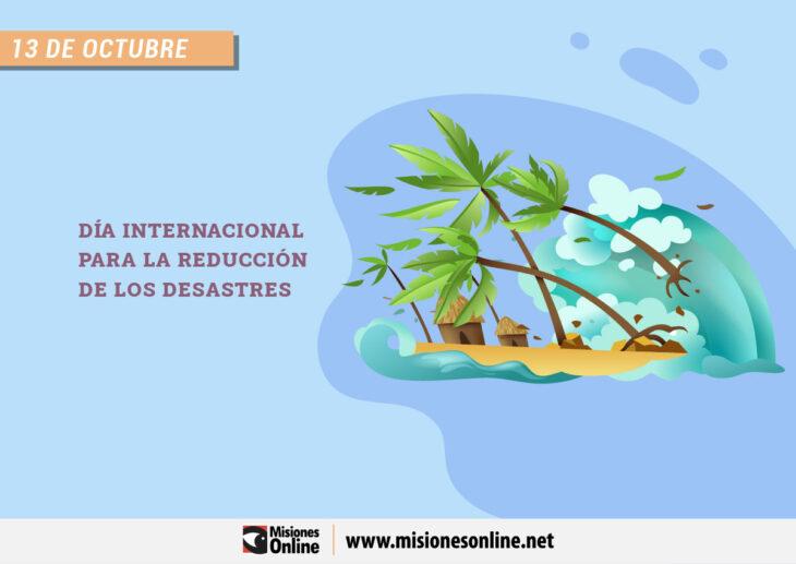 Día Internacional para la Reducción de los Desastres 2020: la gobernanza del riesgo de desastres