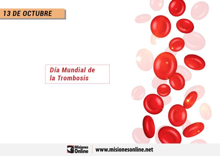 Día Mundial de la Trombosis: ¿En qué consiste esta enfermedad y por qué se conmemora cada 13 de octubre?