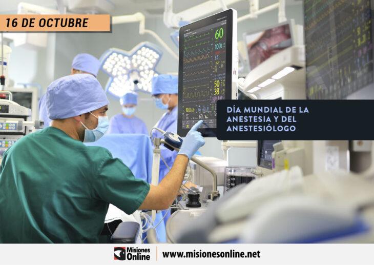 Día Mundial de la Anestesia y del Anestesiólogo: ¿Qué pasaba un 16 de octubre de 1846?