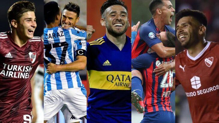 Vuelve el fútbol argentino: cómo será el formato de la Copa de la Liga Profesional