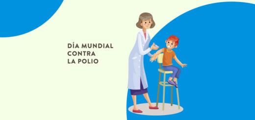 Día Mundial contra la Iniciativa Mundial para la Erradicación de la Polio