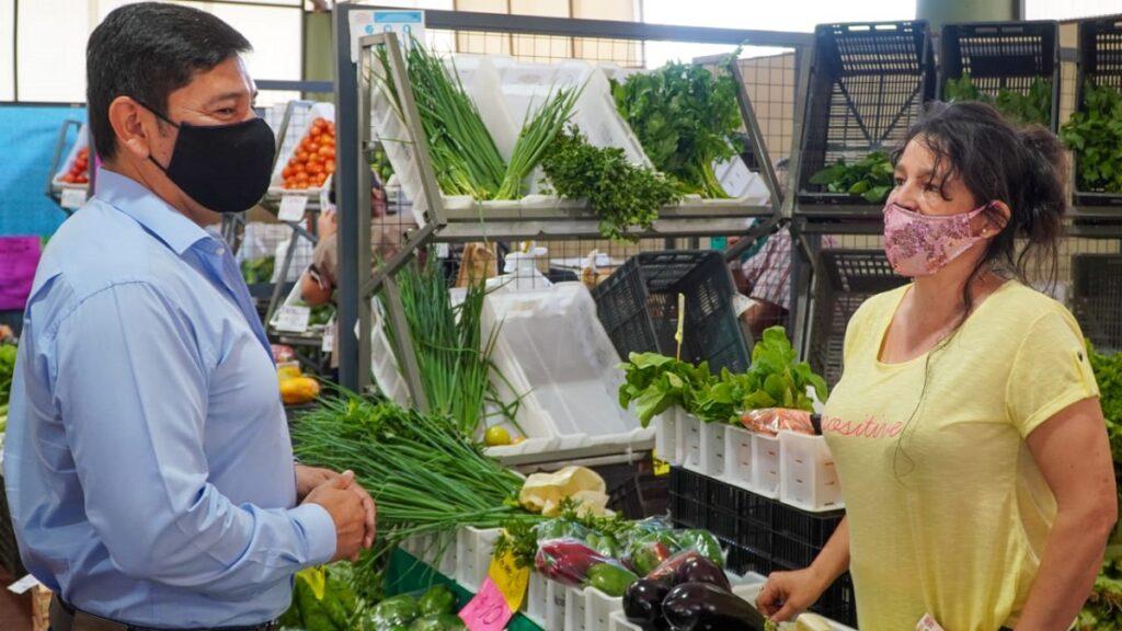 Mercado Concentrador: jornada de compras y agasajo a las madres en las sedes de Posadas y Oberá