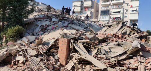 Un fuerte terremoto sacudió a Grecia y a Turquía: hubo un mini tsunami en el Mar Egeo