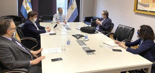 La misión del FMI llegó a la Argentina