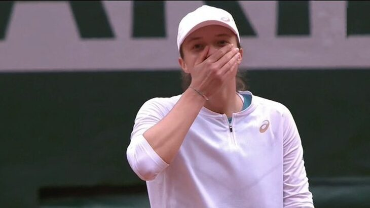 Roland Garros: la polaca Iga Swiatek se coronó en París