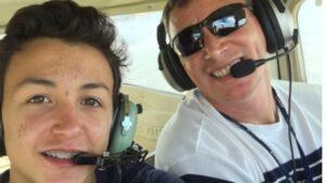 Continúa en terapia intensiva y con pronóstico reservado el joven sobreviviente del accidente aéreo en Parada Leis