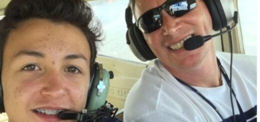 Avioneta estrellada: el joven sobreviviente del accidente en Parada Leis continúa con asistencia respiratoria mecánica y su pronóstico aún es reservado
